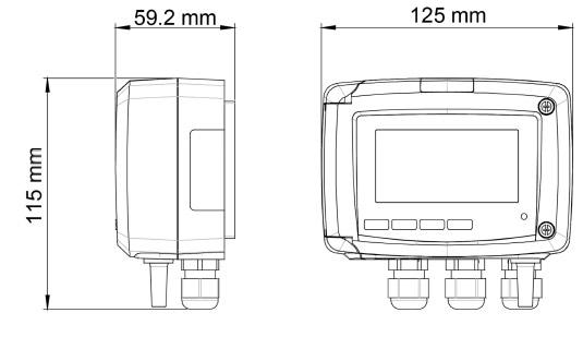 CTV210 - Kimo Strömungstransmitter